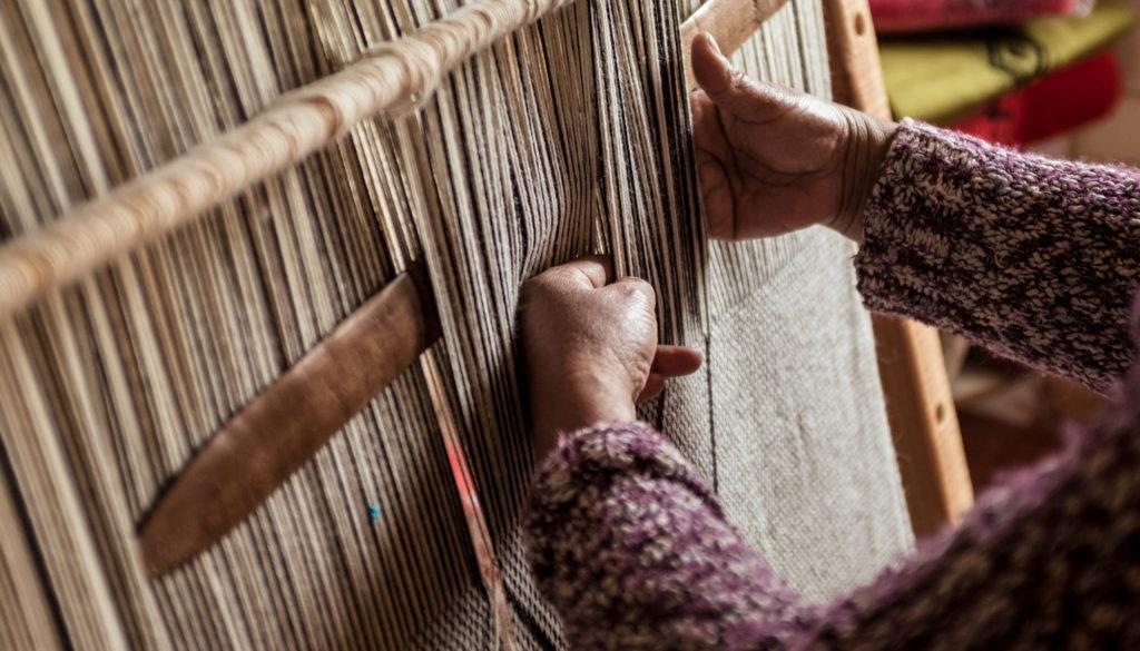 VOZ Mapuche Weavers