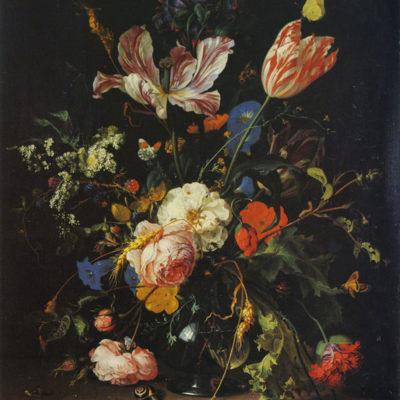 Floral Still Life, Jan Davidsz de Heem