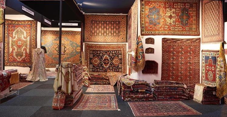 London Antique & Textile Art Fair