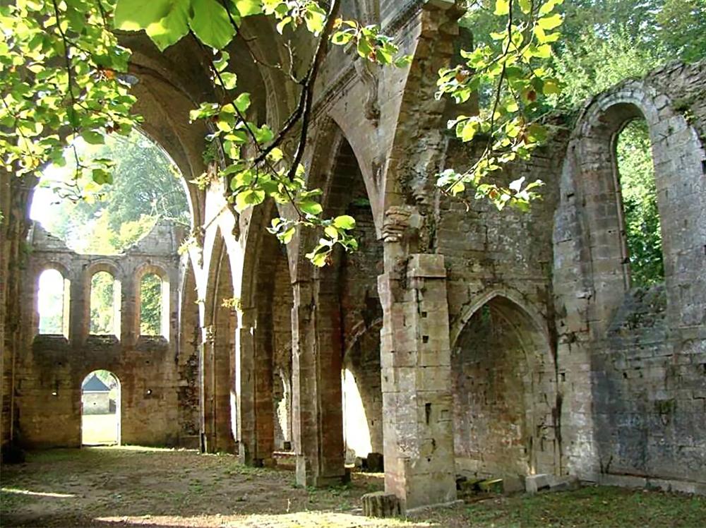Fontaine de l'Abbaye Paris, France