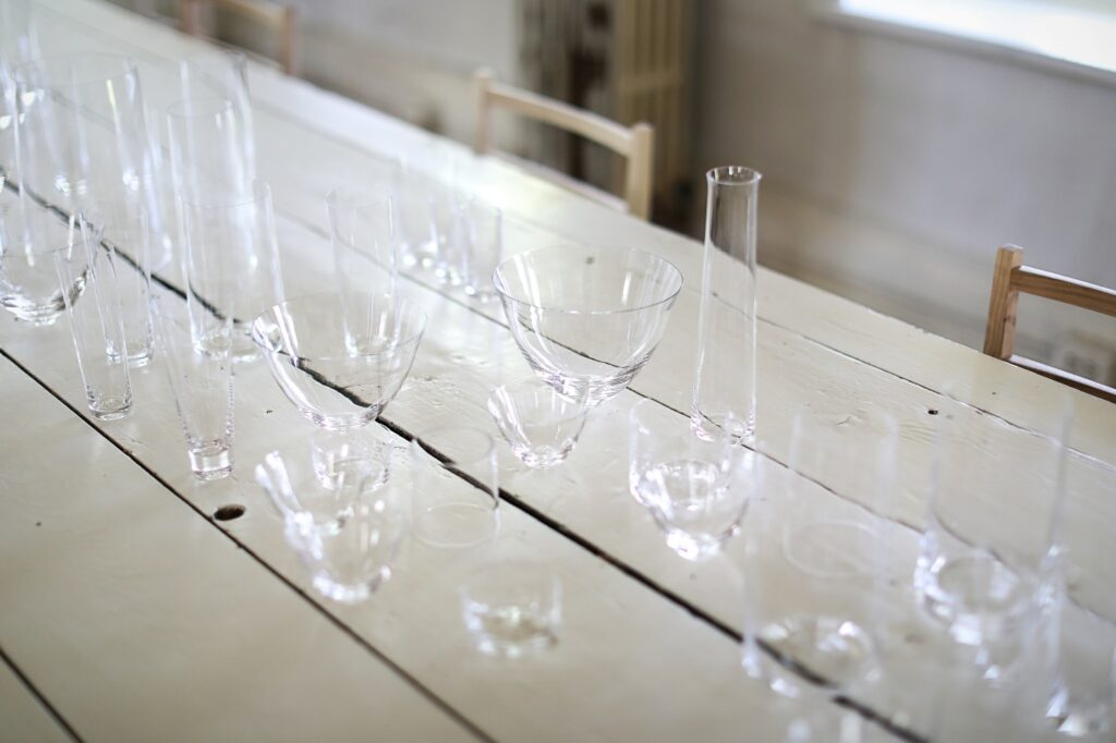 Deborah Ehrlich Glassware