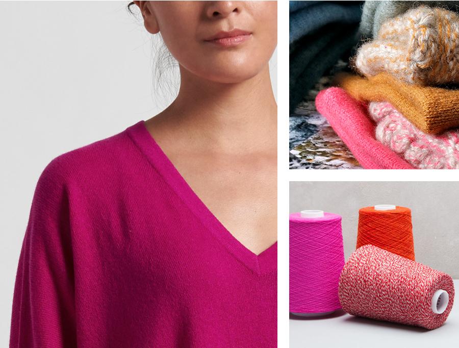 Hania New York Pink Sweaters