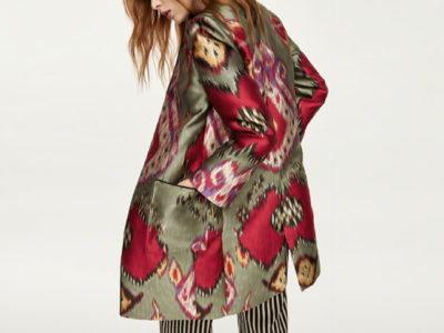 Etro Clothing SS17 Ikat Print Jacket | Santa Fe Dry Goods