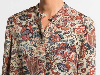 Gary Graham Clothing Indienne floral Print